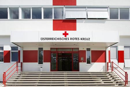 Bildungszentrum Haupteingang